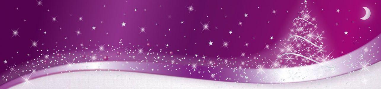 MOTIV: lila Sterne
