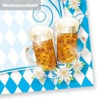 Briefbogen Bayernraute A4 (1.000 Blatt) Motiv Bayern