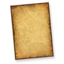 Altes Briefpapier Vintage CASANOVA (1000 Blatt) Retro DIN A4 beidseitig
