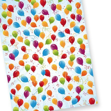 Geschenkpapier Geburtstag (10+3 Bogen extra)