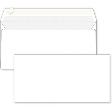 Briefumschläge DIN lang (1.000 Stück ohne Fenster)