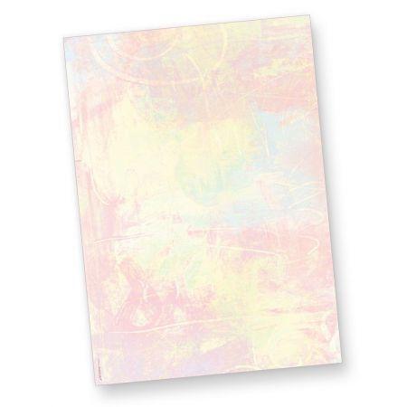 Briefpapier Pastell (50 Blatt)