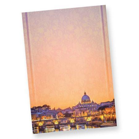 Briefpapier Petersdom Rom (50 Blatt)