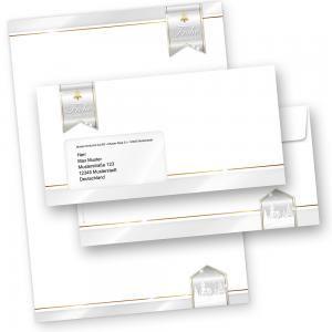 Business Design 25 Sets Briefpapier Weihnachten mit Umschläge mit Fenster geschäftlich kaufen