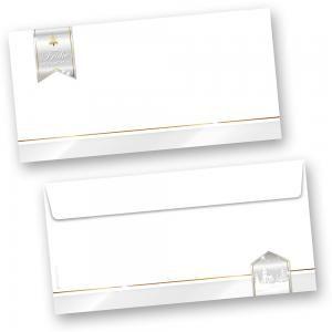 Business Design 1000 Stück  Umschläge Weihnachten ohne Fenster geschäftlich kaufen
