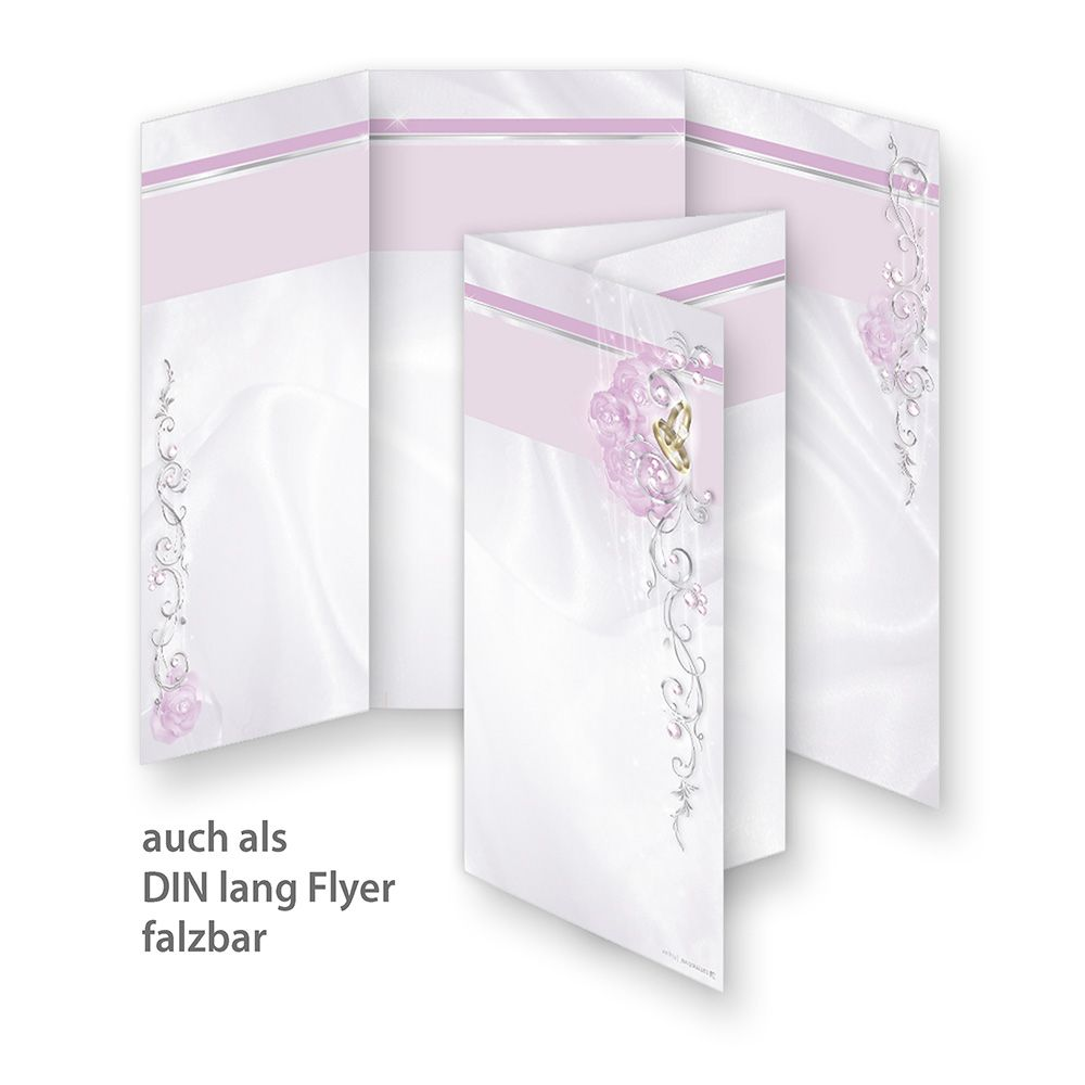 Briefbogen Hochzeit silbergrau 1.000 Stück für Hochzeitszeitung ...