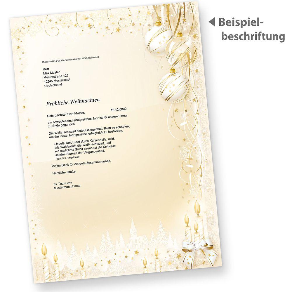 m rchen weihnachtsbriefpapier 50 blatt edel briefpapier weihnachten. Black Bedroom Furniture Sets. Home Design Ideas