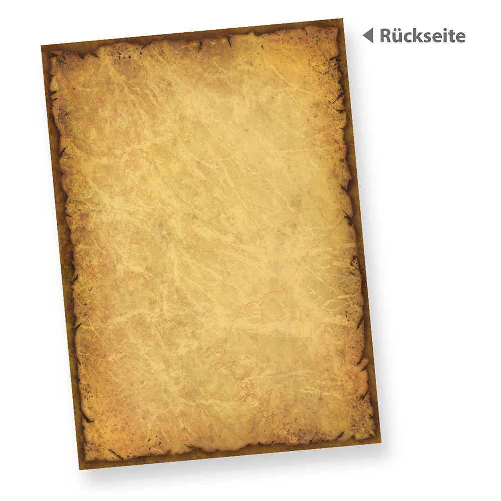 briefpapier altes papier casanova 20 blatt a4 historisch papier, Einladung