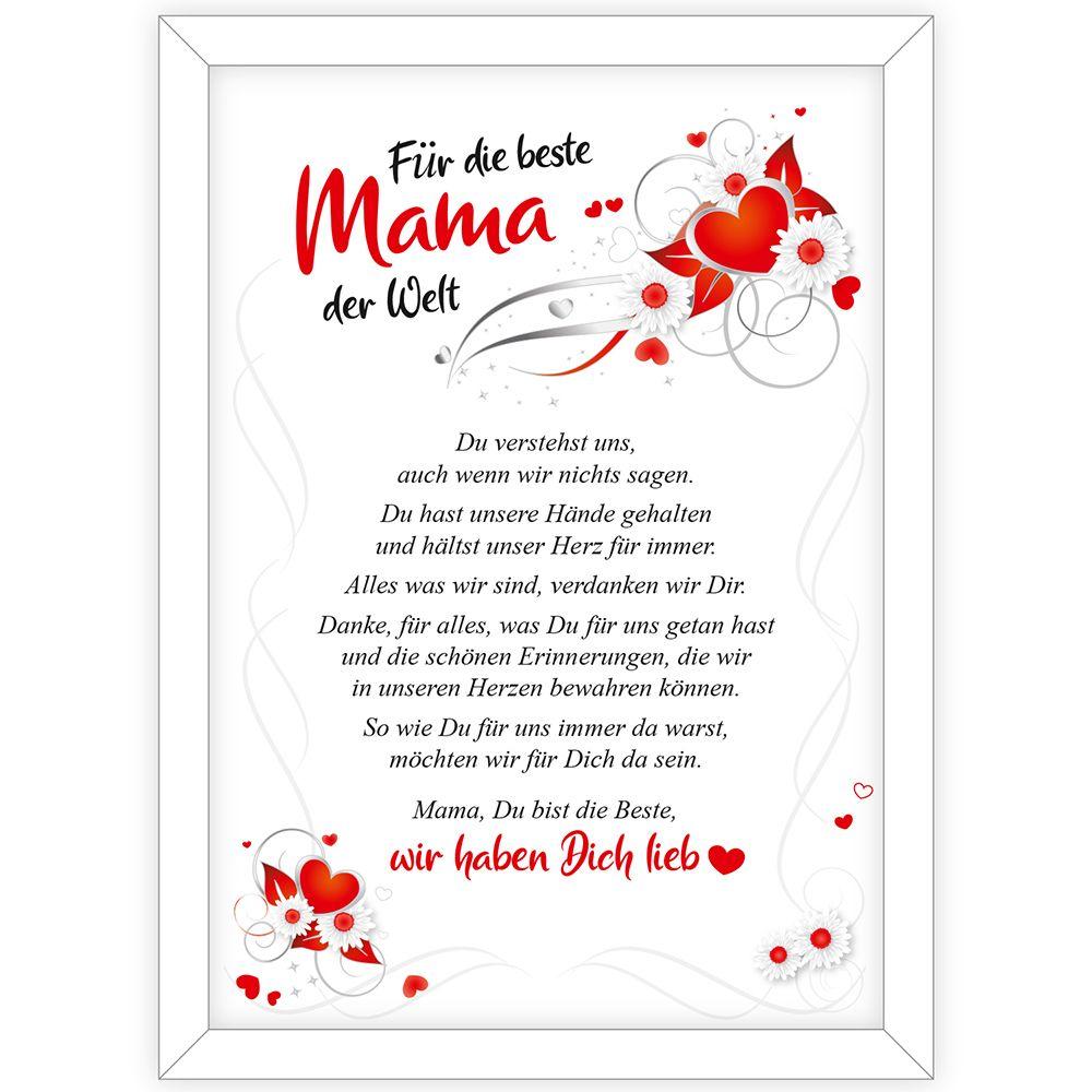 Habe Dich Lieb Mama Ich Hab Dich Lieb Sprüche
