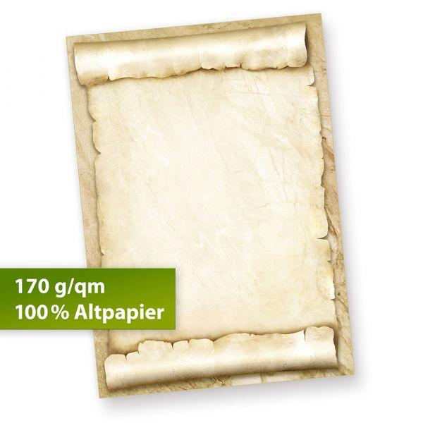 blanko Urkunden (100 Blatt) DIN A4 für Vereine und Firmen