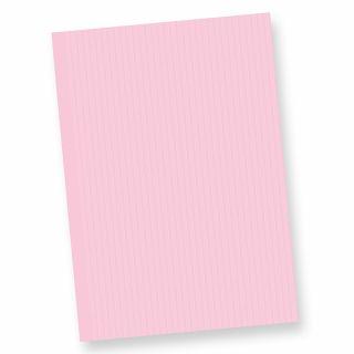 Briefpapier ROSA (20 Blatt) DIN A4 beidseitig in feinem Nadelstreifen-Design