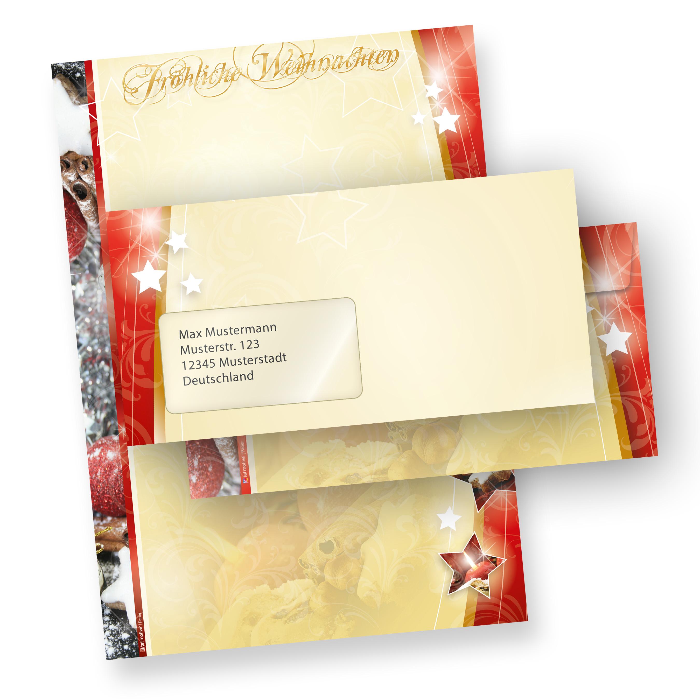 Ungewöhnlich Santa Briefpapier Vorlage Zeitgenössisch - Entry Level ...
