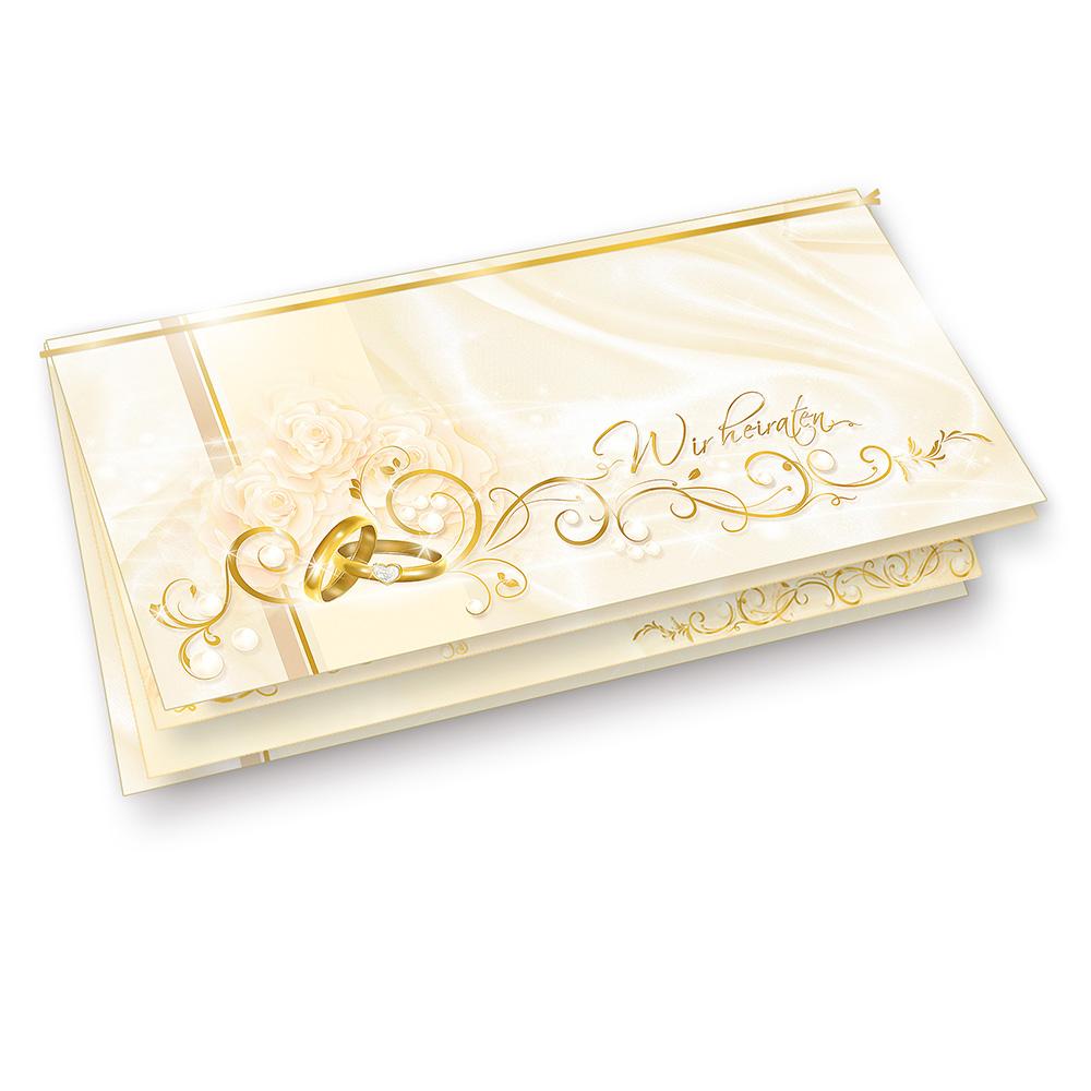 Hochwertige Einladungskarten Zur Hochzeit U2013 Printandcopybox, Einladungs