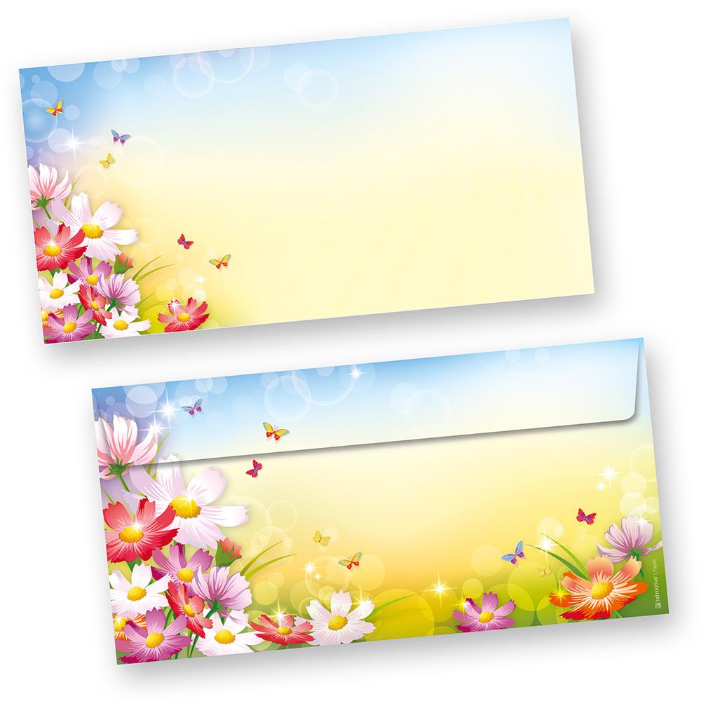 Briefumschläge Florentina (50 Stück)
