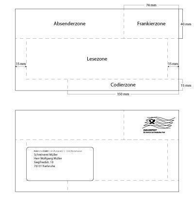 tipps werbebriefe mit dialogpost richtig erstellen. Black Bedroom Furniture Sets. Home Design Ideas
